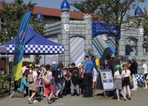 Den dětí s Městskou policií (22.5.2018)