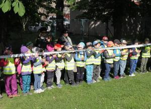 Den dětí v Sacre Coeur (14.5.2019)