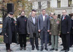 Den válečných veteránů a obětí válek (9. 11. 2018)