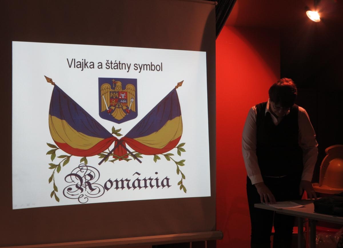 Rumunské odpoledne v KC Prádelna (16.11.2016)