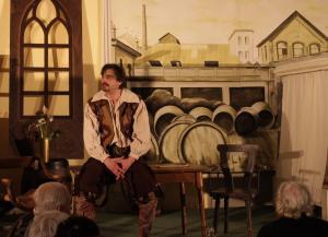 Divadelní představení pro seniory (19.12.2017)