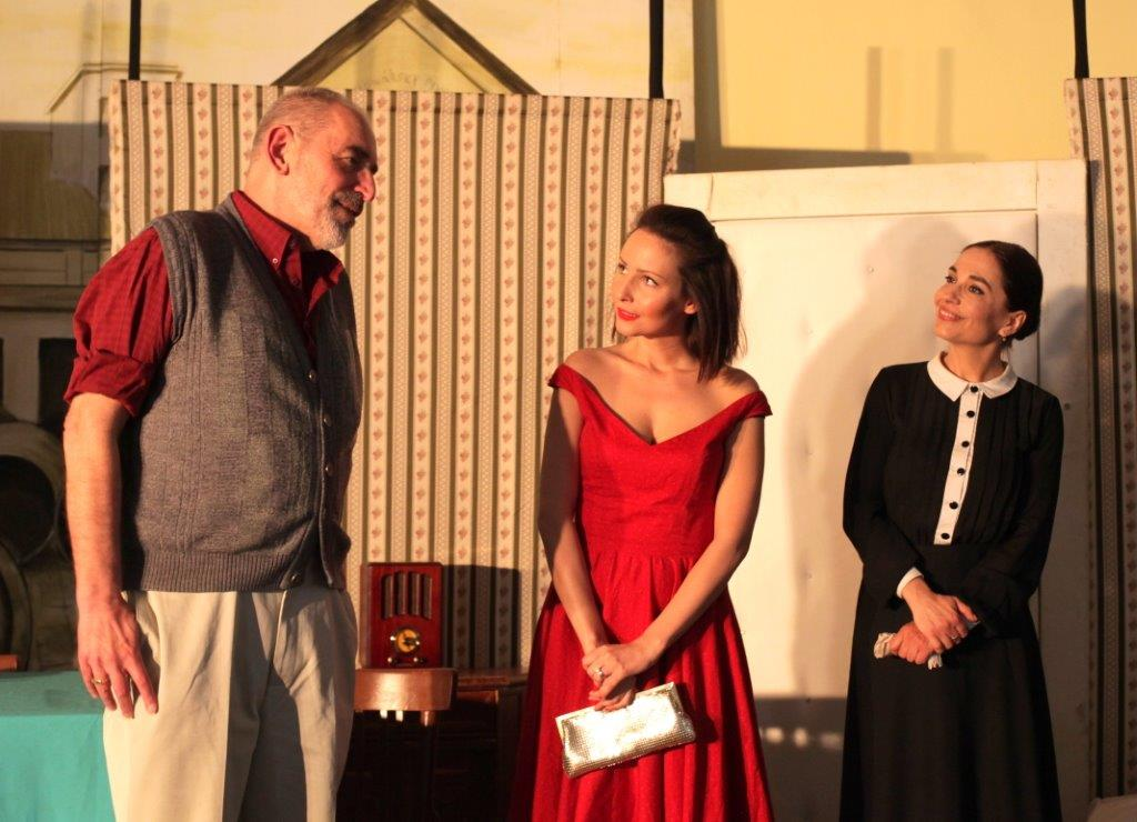 Divadelní představení pro seniory (25.4.2017)