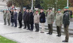 Den válečných veteránů a obětí válek (10. 11. 2016)